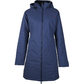 Y by Nordisk Raa Hardshell Down Coat Women, saragossa sea